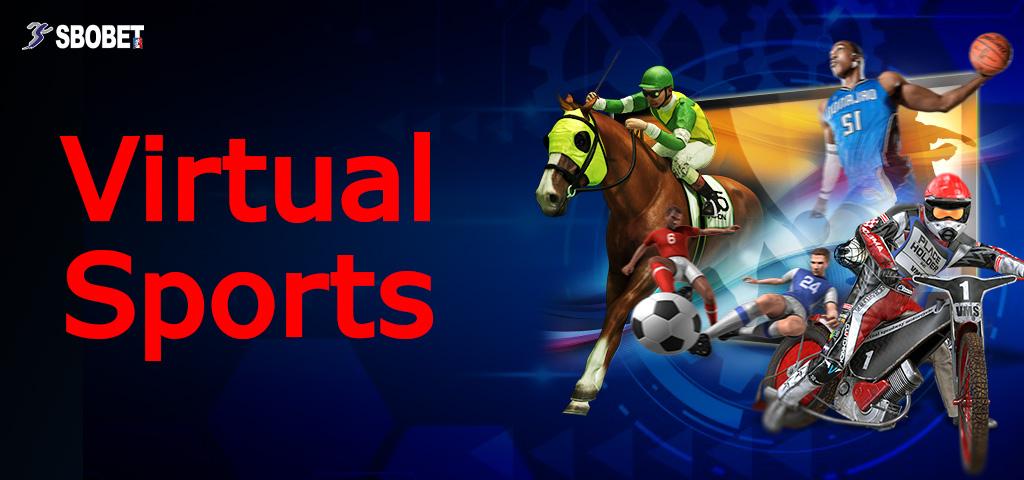 แทงกีฬาเสมือนจริง รูปแบบเกมกีฬาออนไลน์ ที่เหมือนจริงสุดๆ